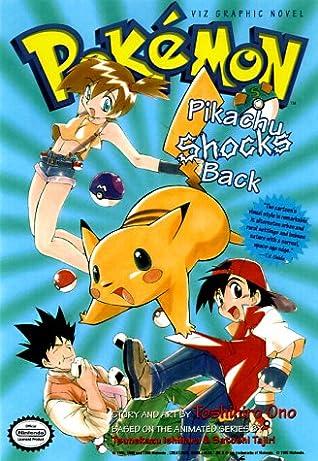 Pokemon Graphic Novel, Volume 2: Pikachu Shocks Back