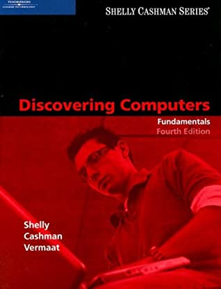 Discovering Computers: Fundamentals (Shelly Cashman)