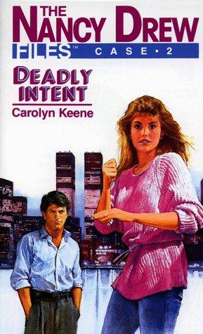 Deadly Intent by Carolyn Keene