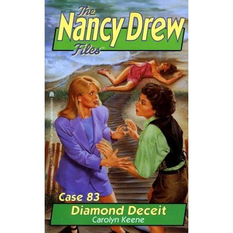 NANCY DREW FILES 83 DIAMOND DECEIT