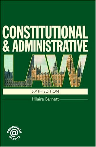 Constitutional & Administrative Law, 10th Edition