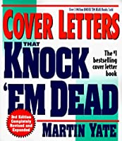 Cover Letters That Knock Emu0027 Dead 1998