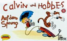 Calvin und Hobbes 1: Auf dem Sprung