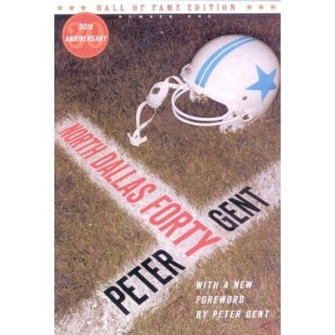 North Dallas Forty Book