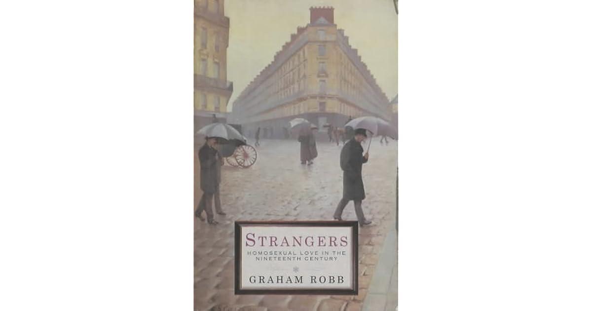 strangers homosexual love in the nineteenth century
