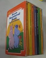 Seven Moomintroll Books