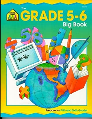 Big 5th And 6th Grade Workbook by James Hoffmanm