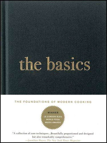 The Basics: The Techniques of Continental Cooking Filip Verheyden