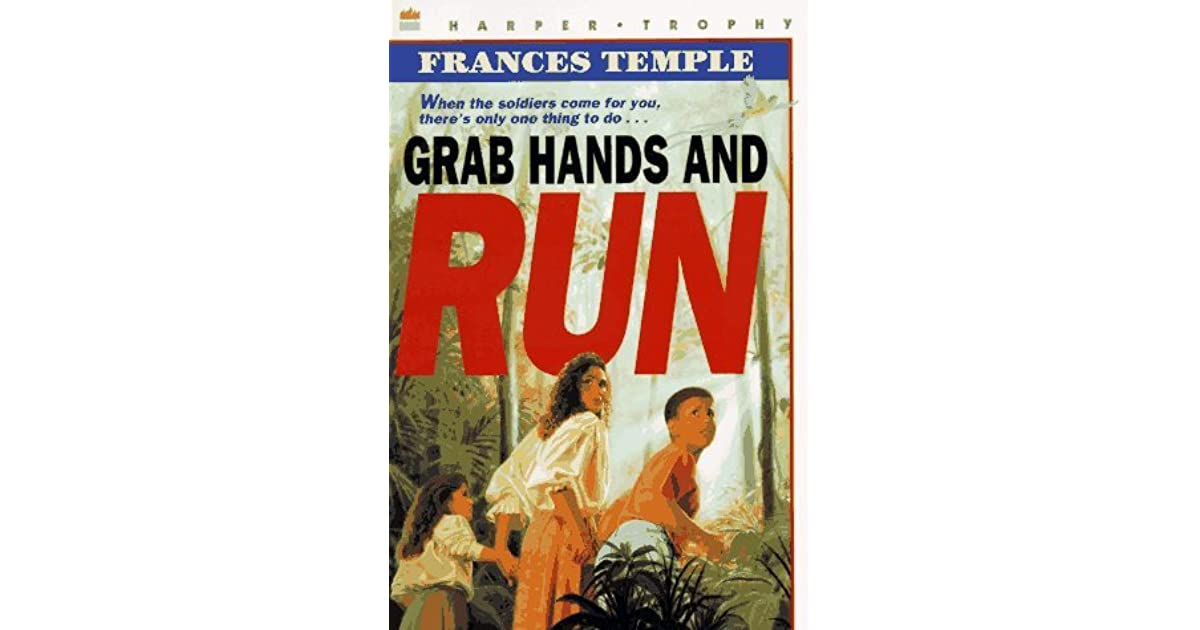 Grab hands and run by frances temple fandeluxe Gallery