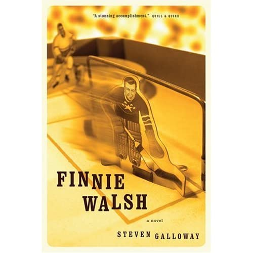 finnie walsh essay Finnie walsh essay by: sierra millns many people say that you must have plenty in common with someone in order to be their best friend however, in the novel finnie walsh by steven galloway, this is not the case finnie and paul have a few things in common, such as their passion for hockey, but they were (for the most part) complete opposites.