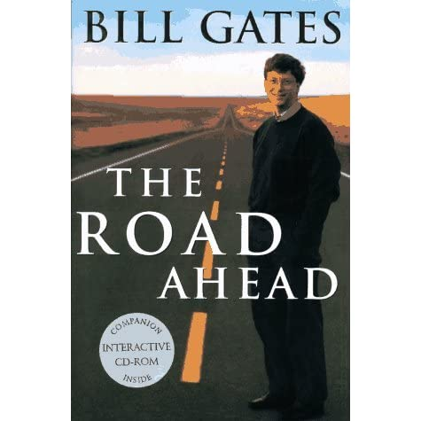 the road ahead by bill gates reviews discussion. Black Bedroom Furniture Sets. Home Design Ideas