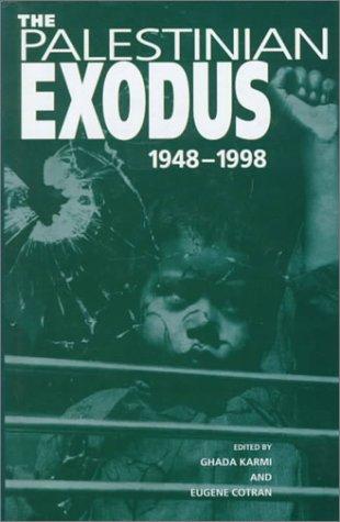 The Palestinian Exodus 1948-1998