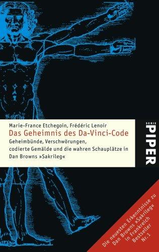 Das Geheimnis Des Da Vinci Code Marie-France Etchegoin