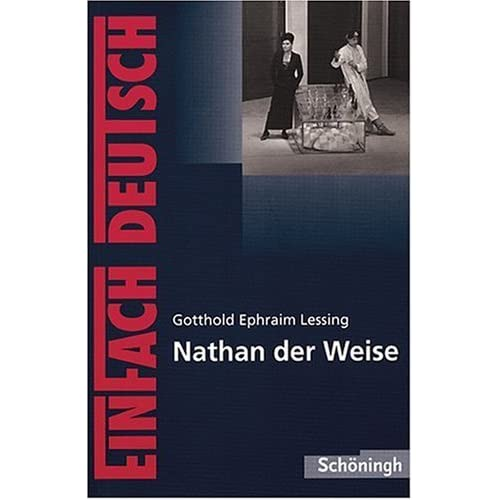 Nathan Der Weise By Gotthold Ephraim Lessing Reviews