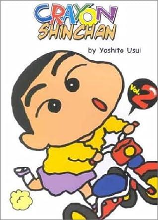 Crayon Shinchan #2 by Yoshito Usui