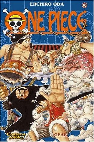 GEAR (One Piece, #40) by Eiichiro Oda