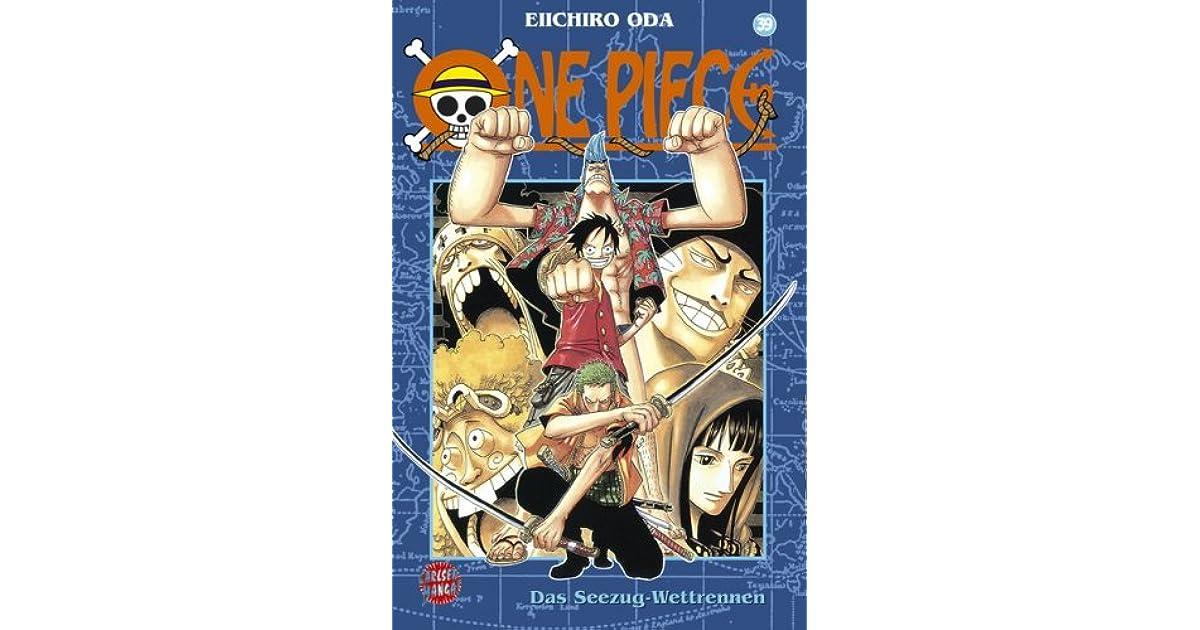Das Seezug Wettrennen One Piece 39 By Eiichiro Oda