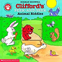 Clifford's Peek-and-seek Animal Riddles