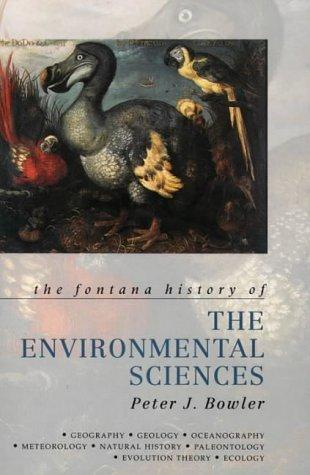 The Fontana History of the Environmental Sciences