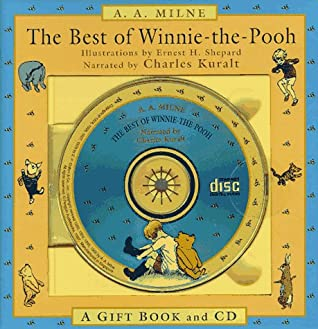The Best of Winnie-The-Pooh: A Gift Book and CD [With Hour-Long CD and Storage Box with Magnetic Closure]