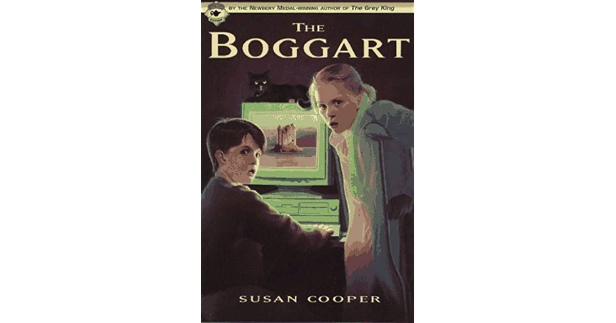 a literary analysis of the boggart by susan cooper