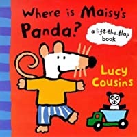 Where is Maisy's Panda?: A Lift the Flap Book