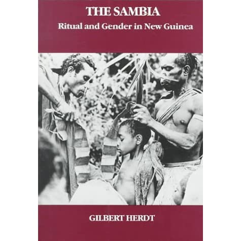Sambia ritual sexuality and change in papua new guinea