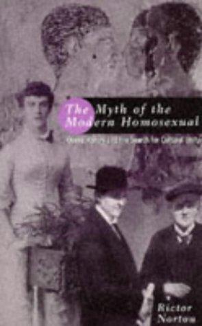 Modern Homosexualities