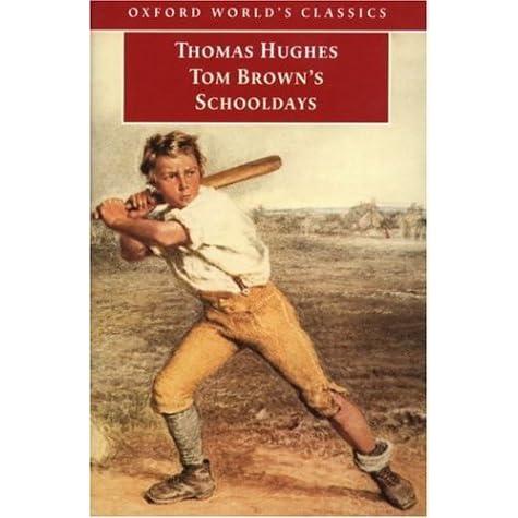 rugby roughens real men in thomas hughes novel tom browns schooldays