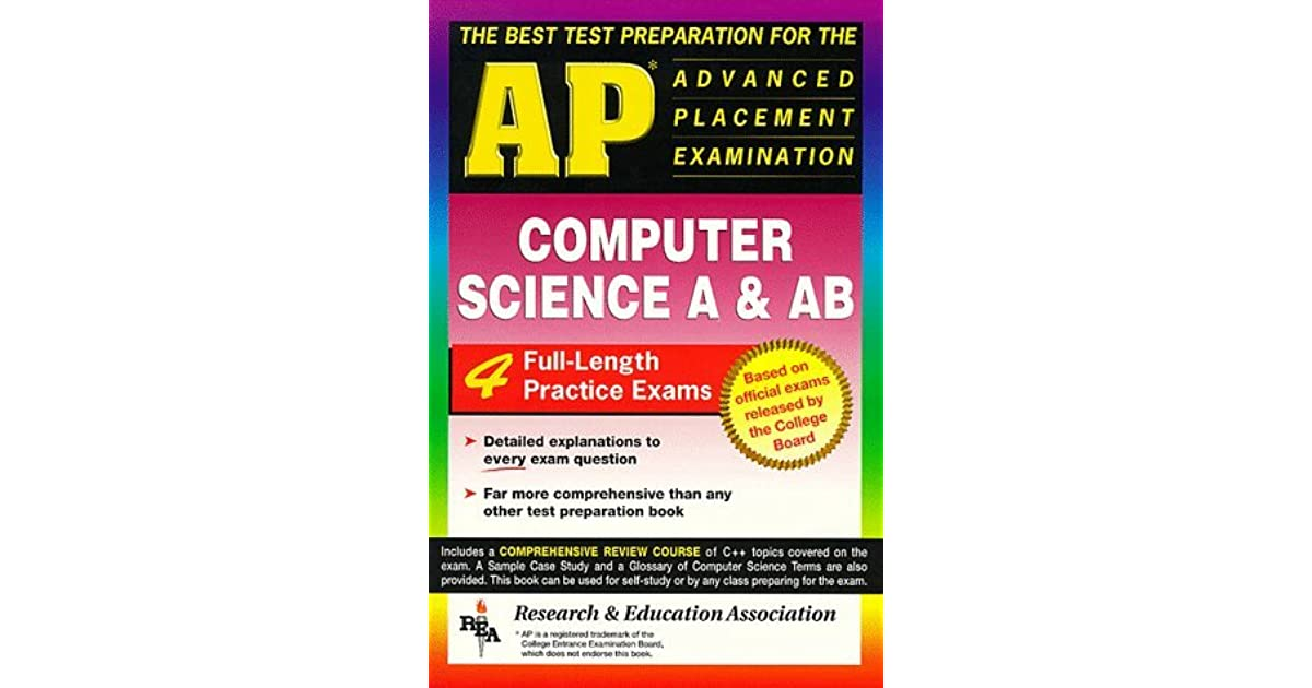 AP Computer Science (A AB) (REA) - The Best Test Prep for