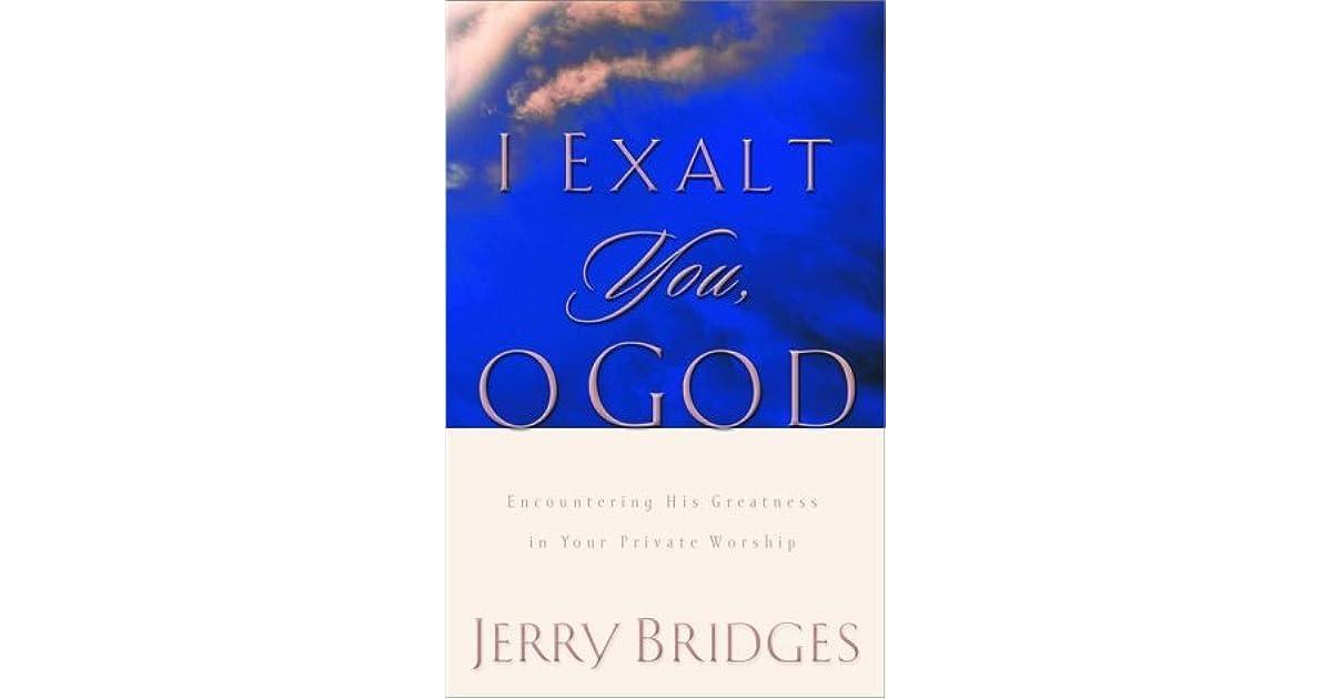 pursuing holiness jerry bridges pdf