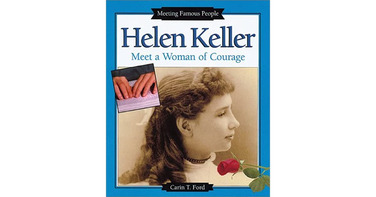 an analysis of amazing accomplishments despite disabilities in helen keller Famous people with disabilities updated on october , strength and amazing will with out a spec of doubt helen keller is the bravest and the most amazing.