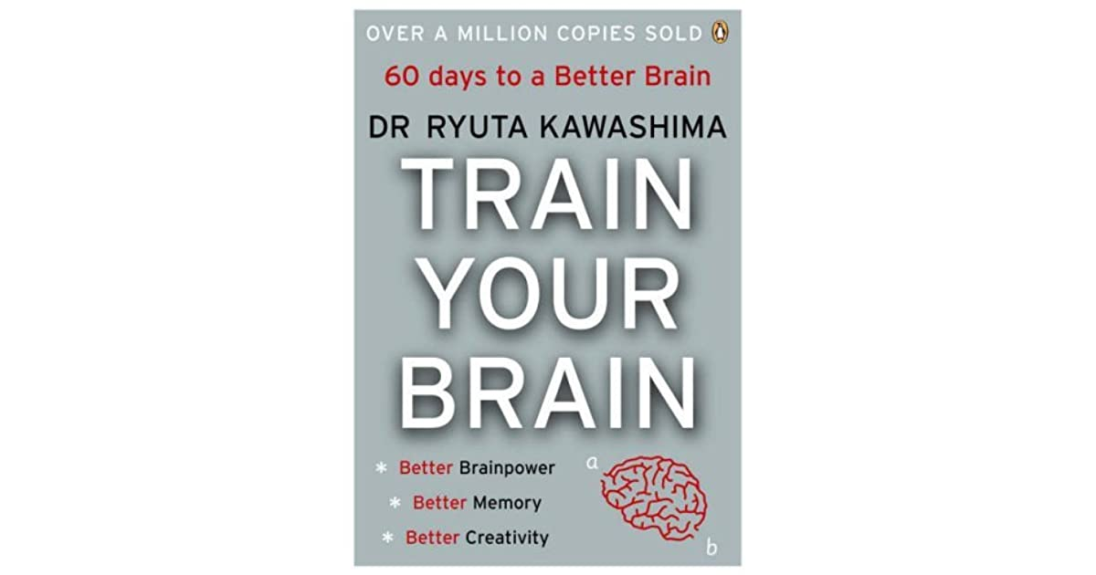 train your brain 60 days to a better brain pdf