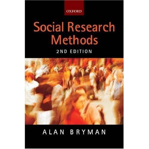 Social research methods by alan bryman fandeluxe Gallery