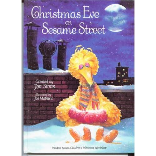 Christmas Eve On Sesame Street.Christmas Eve On Sesame Street By Jon Stone