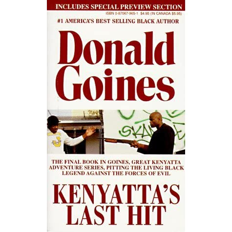 donald goines essay