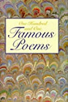 One Hundred And One Famous Poems