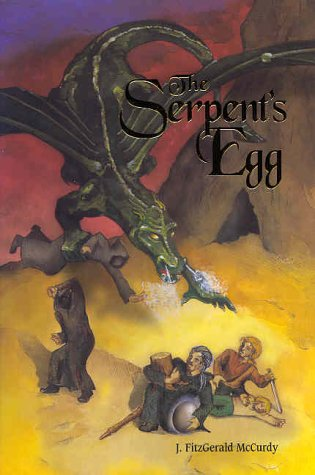 The Serpent's Egg (The Serpent's Egg Trilogy, #1)