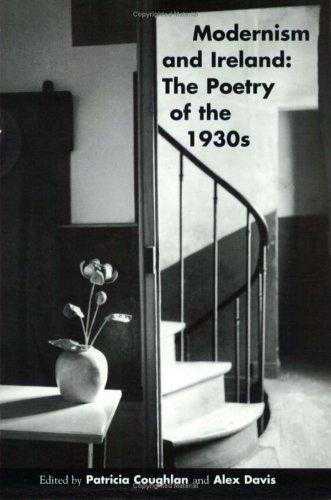 Irish Poetry of the 1930s