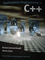 Applications Programming In C++