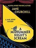 A Midsummer Night's Scream (Jane Jeffry Mystery Series, No. 15)