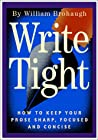 Write Tight: How ...