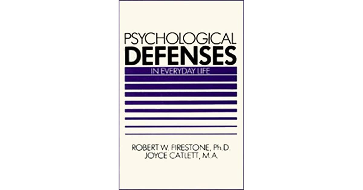 the significance of psychological defences Psychological defense mechanisms are psychological strategies used by individuals (and by extension--groups of indidivuals and even entire nations at times) to cope with reality and to maintain self-image intact.