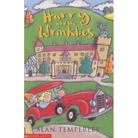 Harry And The Wrinklies By Alan Temperley