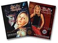 Buffy The Vampire Slayer Watcher's Guide Series (The Watcher's Guide 1, The Watcher's Guide 2)