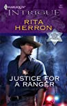 Justice For A Ranger (The Silver Star of Texas, #3)