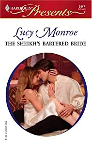 The Sheikh's Bartered Bride (Royal Brides, #1)