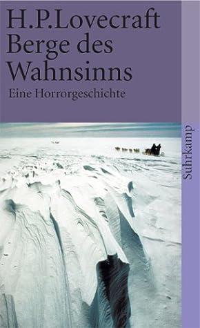 Berge des Wahnsinns by H.P. Lovecraft