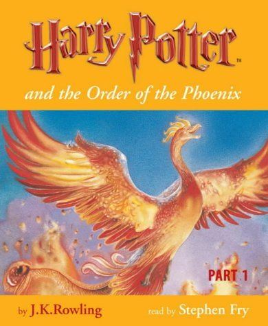 Harry Potter and the Order of the Phoenix (Harry Potter, #5, Part 1)
