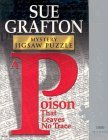 A Poison That Leaves No Trace: With Mystery Jigsaw Puzzle (Bepuzzled Classics)